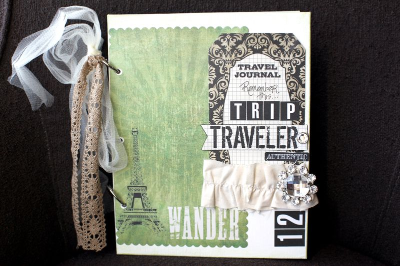 WORLD TRAVELER COVER