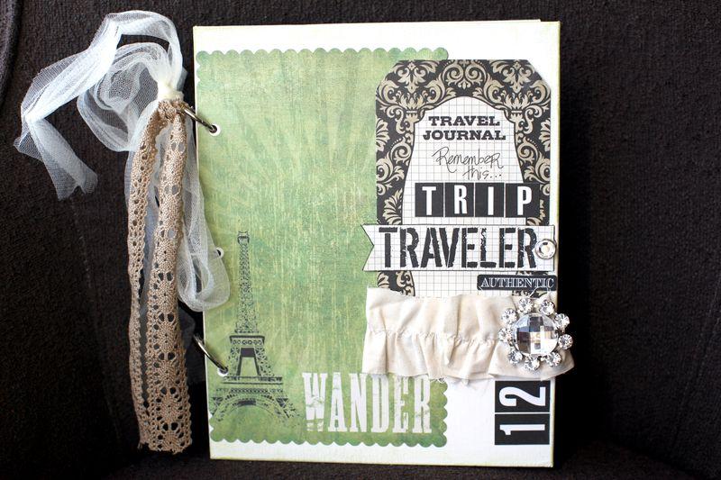 WORLD TRAVELER COVER