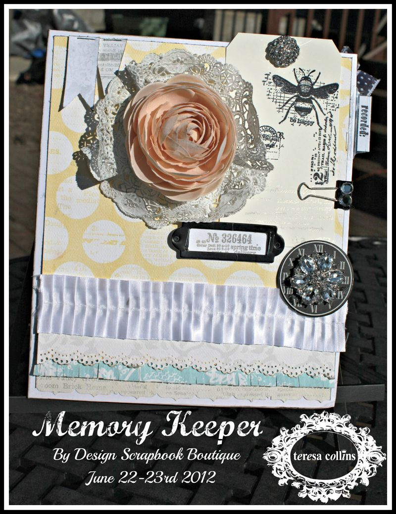 Memory Keeper Cover CORRECT