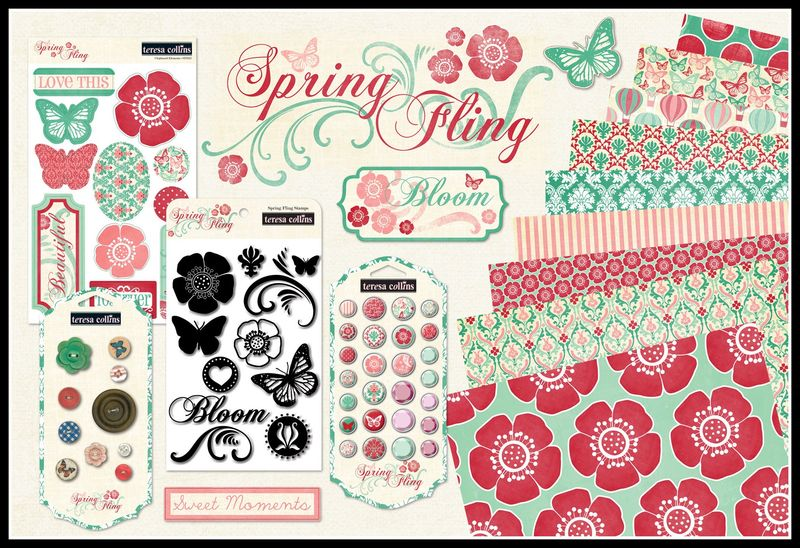Spring Fling Line Preview