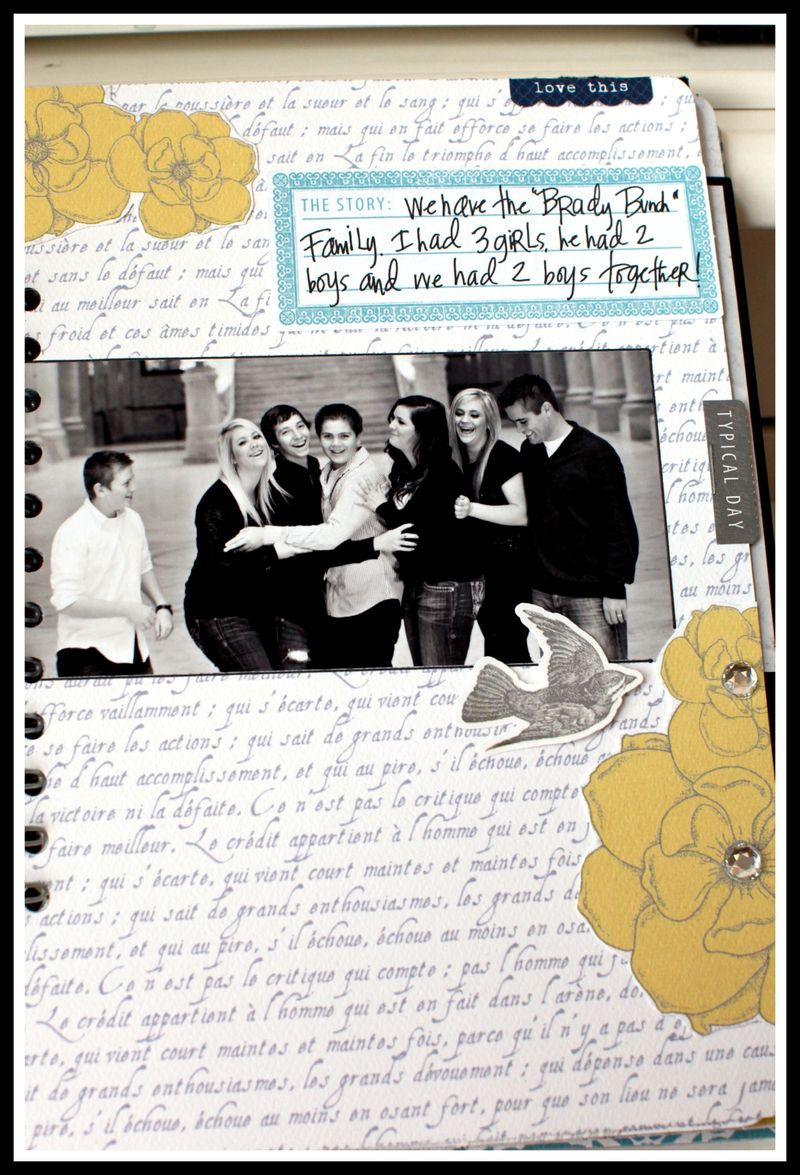 Document Your Story inside view 5