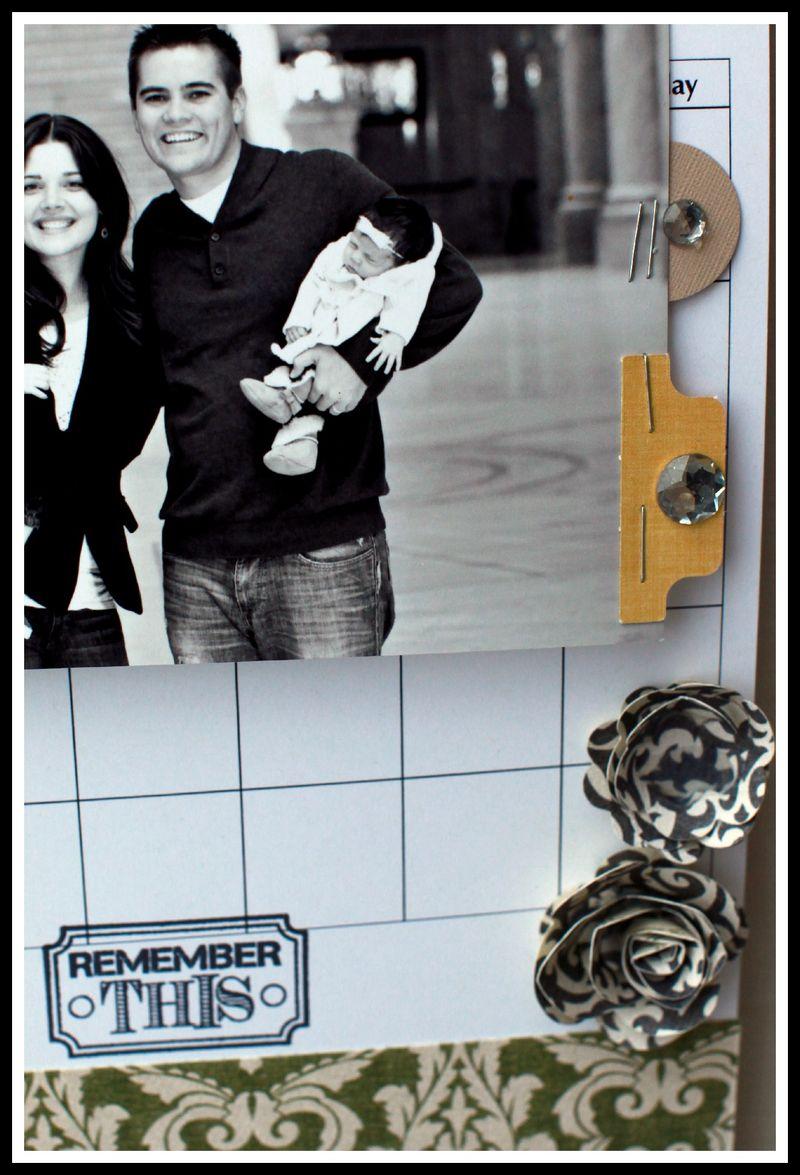 Memories display view 6