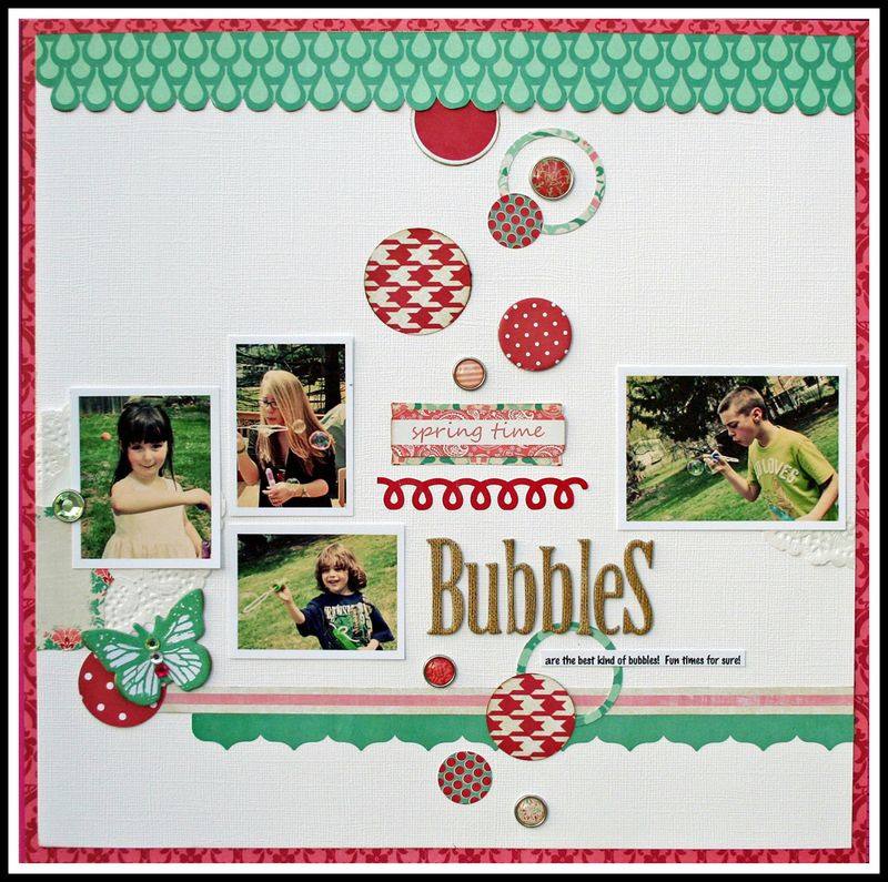 Stacey Michaud Bubbles