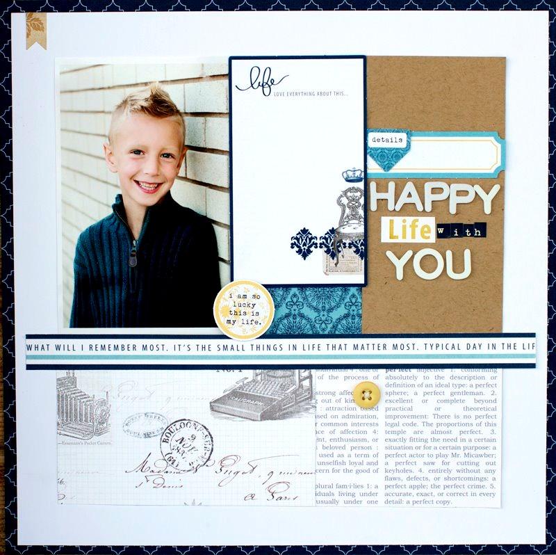 Jamie Harder- HAPPY LIFE (everyday moments)