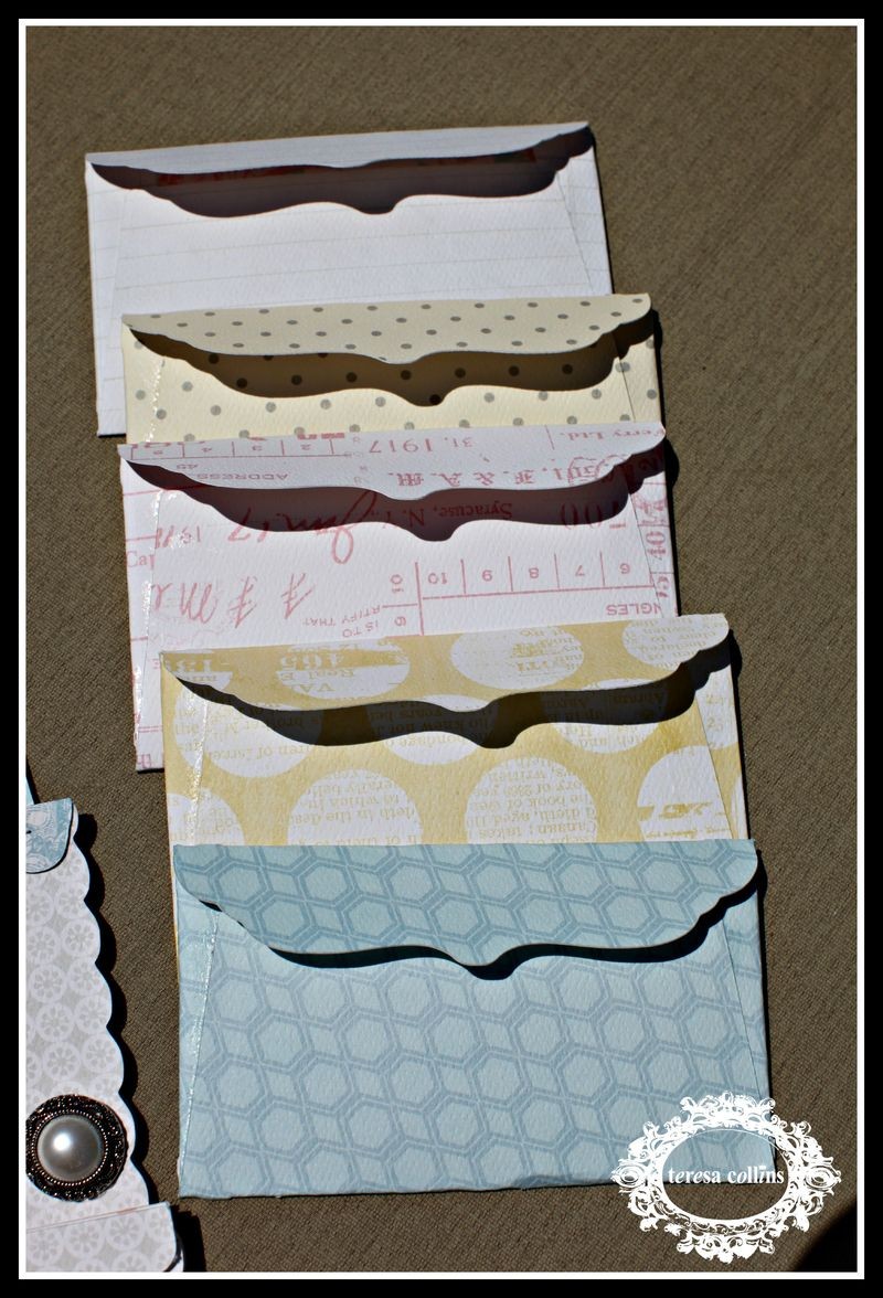 DIY Pennants & Envelopes 1-1