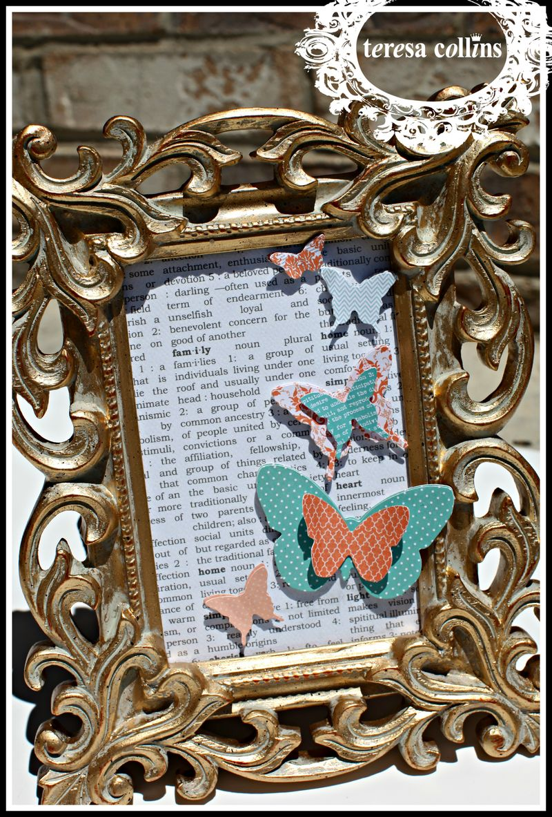 Tell Your Story frame