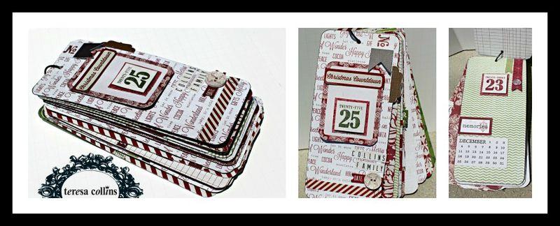 Christmas Cottage Retailer Class Kit for blog