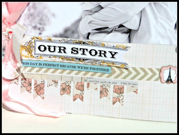OUR STORY upclose layout