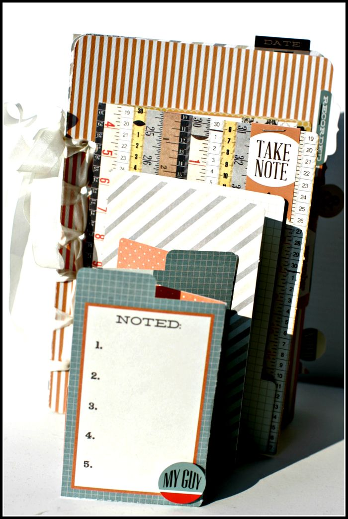 He Said She Said- FILE FOLDER retailer kit books view 3
