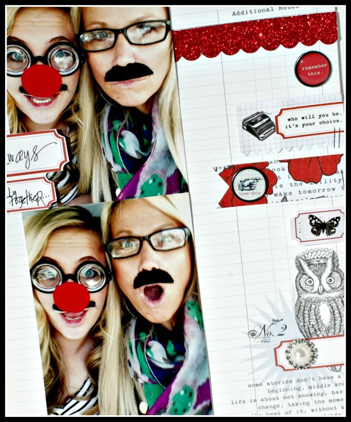4. Stationery- SILLY TOGETHER layout