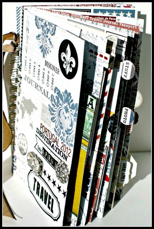 5. FAR & AWAY- travel book upclose cover