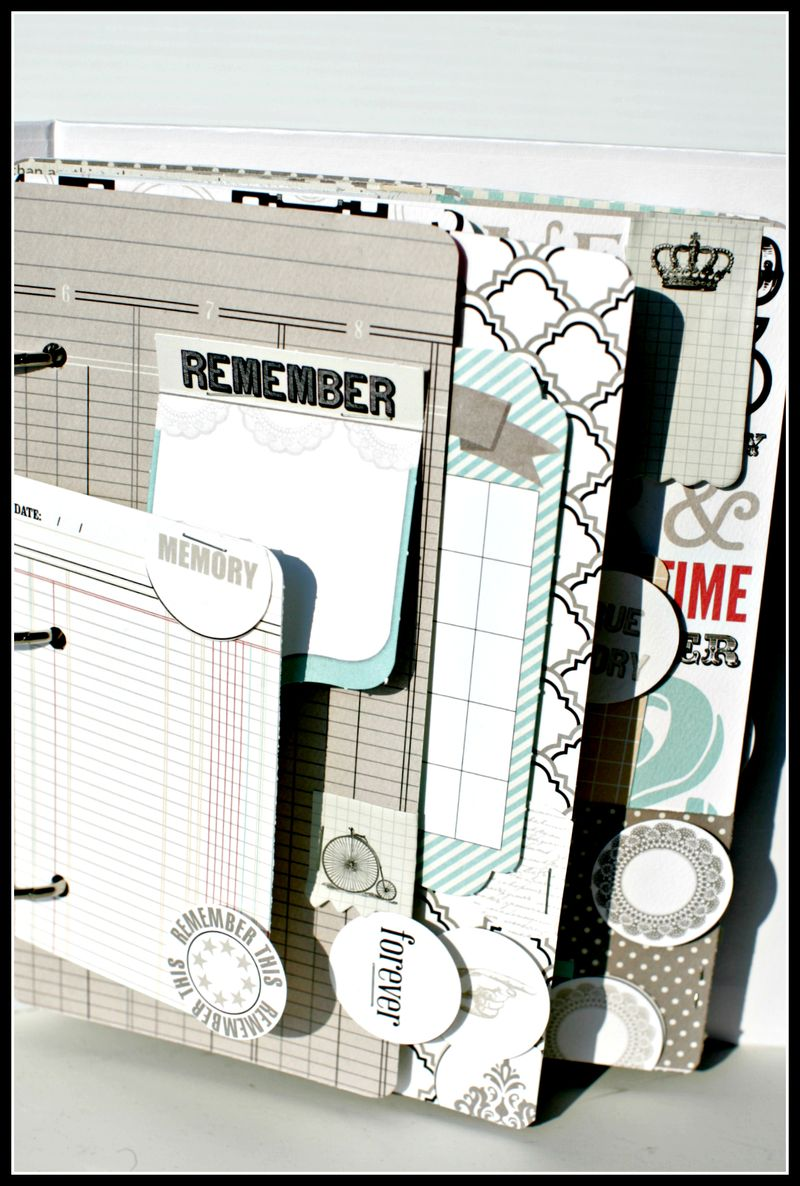 MEMORIES memory binder retailer kit view 1