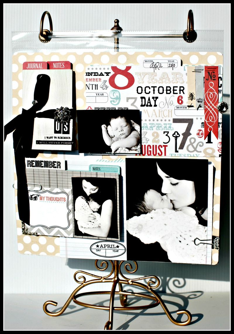 Memories- FILE FOLDER LAYOUT full