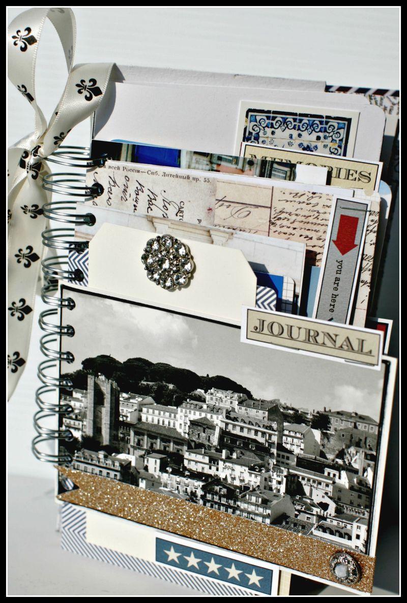 FAR & AWAY journal book cover