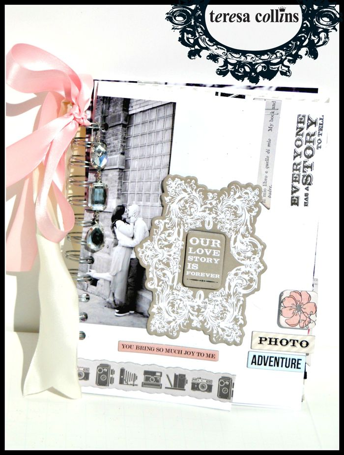ENGAGEMENT BOOK cover full