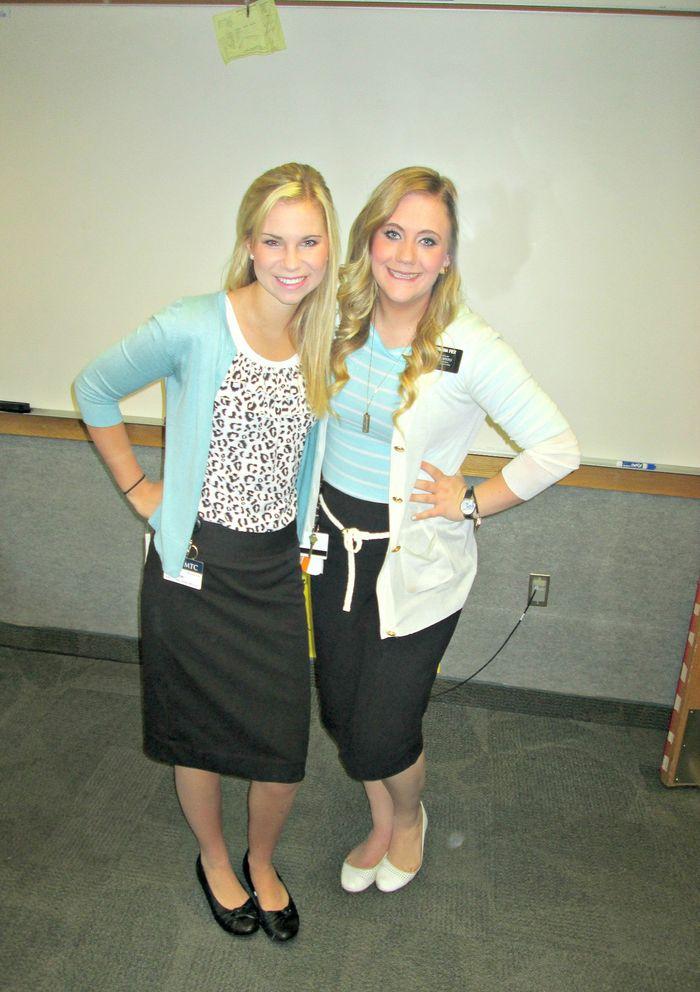 Mckay & sister missionary