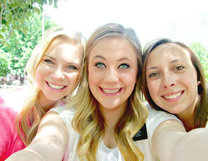 Selfie.... missionaries