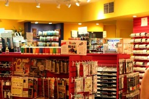 Scrapbook_gallery_colorful_display